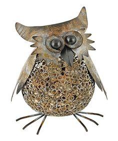 Owl Cork Holder