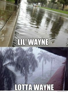 Lil Wayne #bad #puns