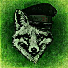 Kostenloses Bild auf Pixabay - Fuchs, Lustig, Frech, Mütze, Tier