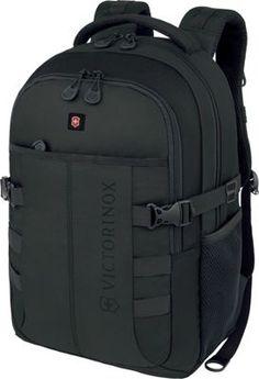 7e7e3d295c5 Victorinox VX Sport Cadet Laptop Backpack Black - via eBags.com! A great  URBAN