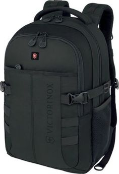 Victorinox VX Sport Cadet Laptop Backpack Black - via eBags.com! A great URBAN EDC bag!