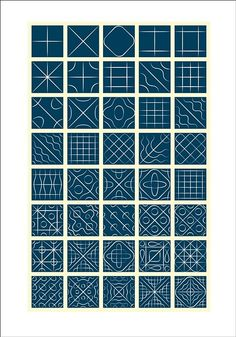 Chladni Plate Vibration Patterns