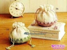 Crochet Sachet, Crochet Pouch, Crochet Purses, Crochet Gifts, Crochet Doilies, Handmade Bags, Clutch Purse, Mini Bag, Fiber Art