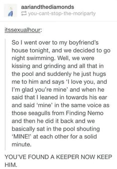 Please ignore the dirty parts mine mine, relationship goals funny, cute couple stories, Funny Tumblr Posts, My Tumblr, Disney Funny Tumblr, Funny Cute, The Funny, Super Funny, Haha, Walt Disney World, Funny Memes
