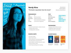 UX Persona for Book App