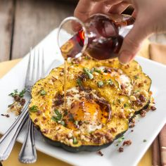 Paleo Egg-In-The-Hole