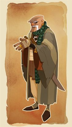 Comic Project Character Design  Character design: Ozgur YILDIRIM Coloring: Caner UYANIK
