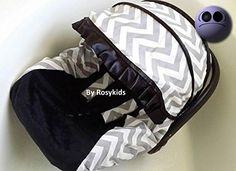 #Rosy #Kids infant car seat cover outdoor kits features several products that provide conveniences and hygiene. Hygienic Rides - Get a Seat Cover Nowadays, babies...