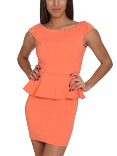 Ponte Peplum Spiked Dress #ArdenB #PeplumObsession http://www.ardenb.com/catalog/product.jsp?categoryId=1544=63960