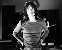 Mick Jagger of the Rolling Stones whilst rehearsing at Wembley studios in preparation for their appearance on David Frost's 'Frost on Saturday' TV programme Mick Jagger, Singer One, Moves Like Jagger, Rock Legends, Keith Richards, John Lennon, Famous Faces, Rolling Stones, Rock Bands