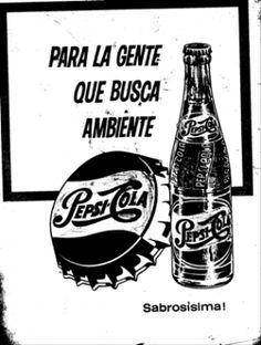 PEPSI-COLA en LatinoAmerica