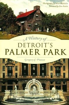 Palmer Park is Detroit's underappreciated architectural jewel. Located around the intersection of McNichols Road (Six Mile) and Woodward Avenue, it embraces every style of the late nineteenth and earl