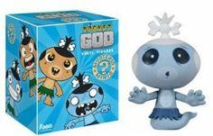 Funko Pocket God Mysterio Minis 2.5 Inch Vinyl Pygmy Figure Oooh Ghost 4