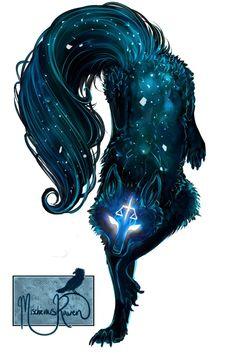 Loup des étoiles