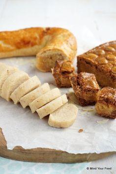 Amandelspijs met honing - Mind Your Feed