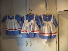 Infant Toddler Raggedy Ann Costume Dress and by GramsCrafting Diy Baby Costumes, Boy Costumes, Doll Costume, Costume Dress, Halloween Costumes For Kids, Halloween 2013, Tutu Dress Tutorial, Redneck Baby, Carnival
