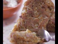 #DeliCromos: Las exquisitas tortillas de atún de la abuela en tu mesa - YouTube