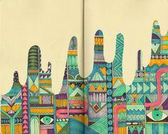 Sophie Roach: Sketchbook