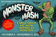 Monster Mash from Bear & Bird