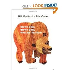 Illustrated by Eric Carle