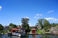 Möja, Stockholm archipelago.