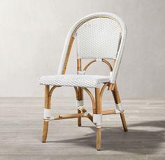 French Bistro Chairs, Tea Lounge, Chair Redo, Rh Rugs, Storage Mirror, Furniture Vanity, Cafe Chairs, Kitchen Chairs, Medicine Cabinet Mirror