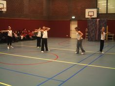 BSA Stadsveld 2004 Dynamic Dance, Budgeting, Dancer, Basketball Court, Sports, Hs Sports, Dancers, Budget Organization, Sport