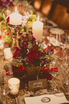 The 20 Best Winter Wedding Details We\'ve Ever Seen | Christmas ...