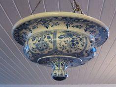 Online veilinghuis Catawiki: Porceleyne Fles - een zeldzame antieke plantenhanger