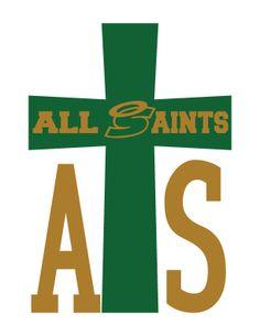 All Saints School Logo