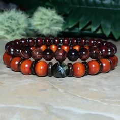 Men Tiger's Eye Bracelet, Sandalwood Bracelet, Coconut Wood Bracelet, Protection Bracelet, Wrist Mala, Selenite Crystal For Charging by SymbolicGems on Etsy https://www.etsy.com/listing/478352473/men-tigers-eye-bracelet-sandalwood