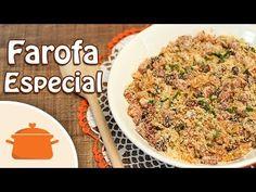 Farofa Especial