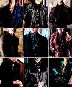 Magnus + outfits