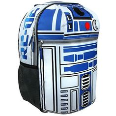 Star Wars R2D2 Boys 16 Inch Backpack Features Lights and Sounds   Learn  more by visiting ff25e12f66