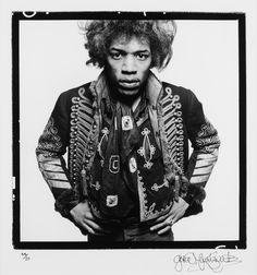GERED MANKOWITZ, Jimi Hendrix.