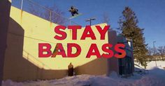 Capita: Stay Bad Ass Teaser