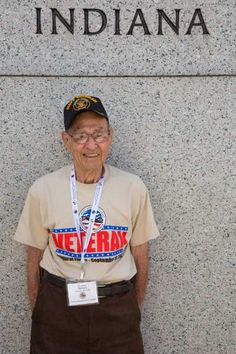 On August 3rd, 2013 this man will turn 100 years old.  Help us celebrate this American Hero by sending a card! We want to collect 100 cards by 8/1/13 to deliver on his birthday! Mail your cards and letters to; Thomas Strawn c/o Indy Honor Flight 9093 S. SR 39 Mooresville, IN 46158