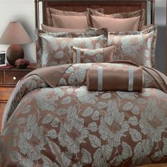 Full/Queen Amanda 7PC Duvet Covers Set by Hotel Collection http://smarttimeshop.com/fullqueen-duvet-covers/361-fullqueen-amanda-7pc-duvet-covers-set-by-hotel-collection.html