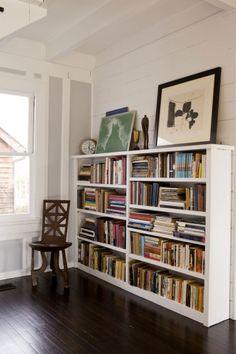 bookcase nook