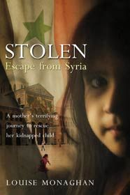 In the middle of one of the worst civil wars in Syria's history, Louise Monaghan walked across a heavily guarded border to save her six-year-old child from the father who had callously snatched her from her home in Cyprus. Fearing for her daughter's future under the oppressive Sharia law, the Irish mother returned to her ex-husband, Mostafa Assad, to bide her time until she could escape with her daughter. #memoir #excerpt #Syria