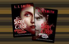 The Secret Circle books by L.J. Smith