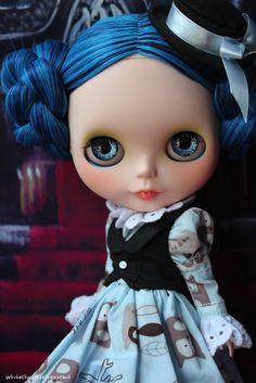 WhiteChocolateDreamland: My Custom Blythe