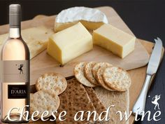 Promotion extension - a Delicious Dalewood Cheese platter, a bottle of D'Aria Blush and two oversized wine glasses for only Red Berry Fruit, Cheese Platters, Sauvignon Blanc, Feta, Wines, Promotion, Berries, Blush, Glasses