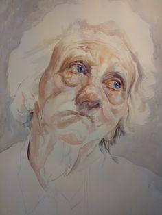 Gezichten van dementie, Herman van Hoogdalem. Drenst museum 2013