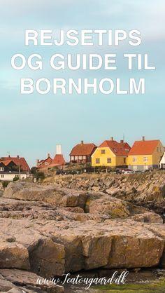 Rejsetips og guide til Bornholm, Danmark - TeaTougaard.dk Camping, Campsite, Campers, Tent Camping, Rv Camping