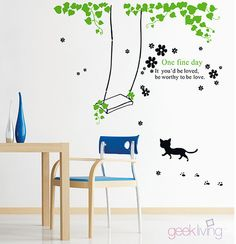Modern And Inspiring Wall Decals For Geeks
