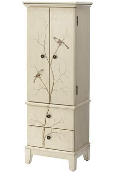 Chirp Jewelry Armoire. HomeDecorators.com