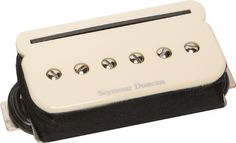 Seymour Duncan SHPR-1n P-Rails - Neck Pickup Cream by Seymour Duncan. $89.95. Until now, if you wanted humbucker, P-90, and vintage Strat tones, you'd have to haul three guitars to the gig. But that was before the Seymour Duncan SHPR-1 P-Rails pickups. P-Rails feature a ground breaking, patent pending design that allows a full-size humbucker to split to either a real deal P-90 or a traditional single-coil. Perfect for a wide variety of styles including country, pop, surf, jazz,...