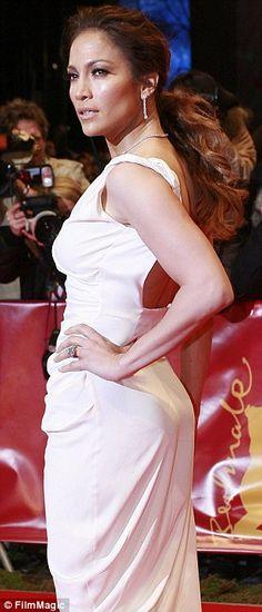 Jennifer Lopez Butt Implant 75