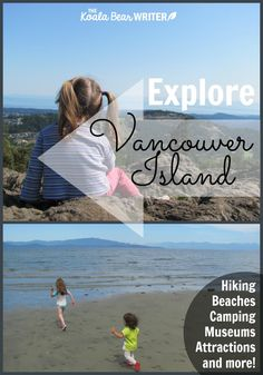 Hiking, camping and exploring Vancouver Island. this page includes links to all the family-friendly places on the island that we've visited. Florida Camping, Beach Camping, Beach Trip, Vancouver City, Vancouver Island, Camping World, Camping Life, Rv Camping, Rocky Mountains